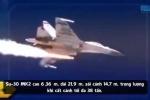 Video: Mục sở thị sức mạnh tiêm kích 'Hổ mang chúa' Su-30MK2