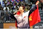 Nữ hoàng Wushu Thúy Vi bật khóc vì tuổi nghề vận động viên quá ngắn