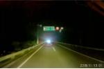 Tài xế xe khách chở 40 người kể phút đối mặt xe tải lao ngược chiều vun vút trên cao tốc Nội Bài - Lào Cai
