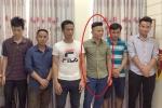 Đánh sập đường dây cá độ bóng đá qua mạng mùa World Cup 2018 ở Hà Tĩnh
