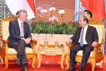 Việt Nam đề nghị Singapore hỗ trợ nắm bắt cơ hội cách mạng Công nghiệp 4.0