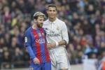 'Vua dội bom' 2017: Nghỉ Tết dương lịch, Messi, Ronaldo mất ngôi số 1?
