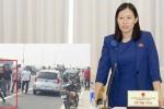 Phóng viên bị 'gạt tay vào má': Quan chức Quốc hội đề nghị Bộ Công an xử nghiêm