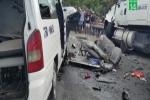 Kết luận vụ tai nạn làm 13 người chết ở Quảng Nam: Lỗi do xe rước dâu