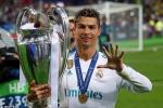 Ronaldo ngạo mạn: 'Hãy đổi tên giải đấu thành CR7 Champions League'
