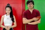'Hot girl World Cup' Trâm Anh làm MC cùng 'Cù Trọng Xoay'