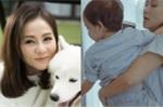 Lần hiếm hoi Thu Minh công khai khoe con trai với khán giả