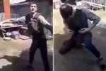 Clip: Thanh niên lấy thân mình thử áo chống đạn và cái kết kinh hoàng