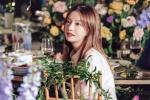 Triệu Vy xinh đẹp khi dự lễ cưới thiên kim nhà giàu Trung Quốc