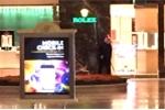 Toán cướp ăn mặc bảnh bao, đeo mặt nạ lợn tấn công tiệm trang sức ở Las Vegas