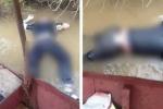 Thi thể thanh niên xăm trổ trôi dạt dưới chân cầu ở Hà Nội