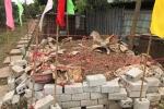 Video: Cận cảnh khoảng 2 tấn đầu đạn trong vườn nhà dân ở Hưng Yên