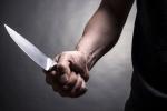 Truy tìm thanh niên cướp tiền, đâm trọng thương nữ nhân viên quán cà phê