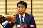 Chủ tịch Hà Nội trưng clip cát tặc lộng hành gần tàu của công an