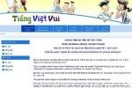 Phó Thủ tướng yêu cầu nâng cấp website học tiếng Việt