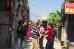 Clip: Phóng viên ANTV bị vây đánh ở Hải Phòng