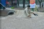 Hà Nội sắp tái diễn trận lụt kinh hoàng năm 2008?