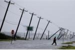 Mỹ oằn mình trước sức tàn phá khủng khiếp của 'siêu bão thập kỷ' Harvey