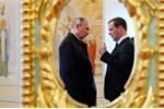Ông Medvedev tái đắc cử Thủ tướng Nga