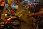 Thiếu niên chạy xe ngược chiều tông chết người ở TP.HCM