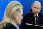 Putin ghét bà Hillary Clinton đến mức nào?
