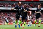 Unai Emery ra mắt thất bại, Arsenal thua thảm hại trước Man City