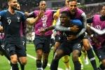 Nhấn chìm Croatia, Pháp vô địch World Cup 2018