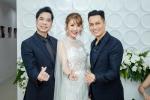 Sau scandal tinh cam, Viet Anh khang dinh: 'Vo toi va Que Van rat than thiet' hinh anh 4