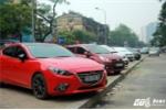 Công an xử lý bãi xe lậu lớn nhất Thủ đô, tài xế hốt hoảng lái xe bỏ chạy