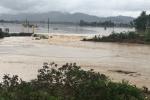 Nguy cơ cao xảy ra lũ quét, sạt lở đất ở vùng núi, ngập lụt từ Quảng Bình đến Phú Yên