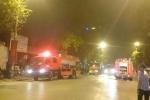 'Bà hỏa' ghé thăm nhà hàng thịt nướng Hàn Quốc lúc nửa đêm