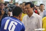 'Bộ trưởng Thiện sẽ tập hợp được người có tâm, có tầm cho bóng đá Việt Nam' - Ảnh 2.