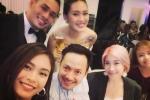 Dàn sao Việt rạng rỡ chúc mừng đám cưới của cô gái cá tính nhất Next Top mùa đầu tiên