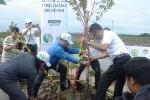 Vinamilk tiếp tục chương trình Qũy 1 triệu cây xanh