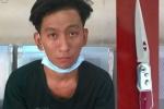 'Hiệp sỹ' Minh Tiến tay không khống chế côn đồ cầm dao tìm đâm học sinh