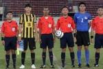 Vùi dập U19 Singapore, U19 Malaysia thách thức U19 Việt Nam