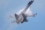 Video: Ngắm vũ điệu tuyệt vời của 'Con chim thép' Sukhoi Su-30SM