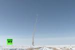 Video: Nga thử thành công tên lửa đánh chặn cực mạnh