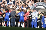 Căng thẳng trận Chelsea vs MU: Đối thủ nhận sai, Mourinho không để bụng