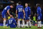 Từ cái vung tay bất lực của Morata đến sự suy tàn của tinh thần Chelsea