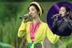 Bị đồn 'bằng mặt không bằng lòng' với Giang Hồng Ngọc, Hòa Minzy nói gì?
