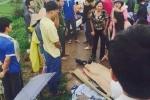 Hà Nội mưa lớn, một người đàn ông bị sét đánh chết