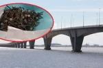 Công an Hải Phòng truy tìm kẻ rải đinh trên mặt cầu vượt biển dài nhất Việt Nam