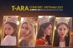 Điều đặc biệt trong đêm nhạc T-ARA Concert in Vietnam 2017