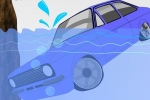 Video: Xem trọn bí kíp thoát khỏi xe ô tô khi chìm trong nước