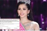 Trường đại học nơi tân Hoa hậu Trần Tiểu Vy đang học xét tuyển bao nhiêu điểm năm 2018?