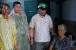 Bão số 14 suy yếu thành áp thấp nhiệt đới, dân Ninh Thuận vui mừng trở về nhà