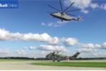 Trực thăng 'khủng' nhất thế giới được vận chuyển thế nào?