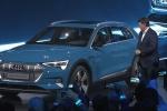 Audi e-tron - SUV chạy điện đầu tiên sắp bán ở Mỹ