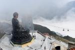 Cận cảnh vẻ hùng vĩ, linh thiêng của quần thể tâm linh trên đỉnh Fansipan